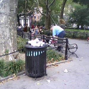 Washington Square Park Maintenance Issues Remain Unaddressed, City Opts To Place Ineffective and Hawk-Killing Rodenticide in Park (See Update: Rodenticide Removed!)
