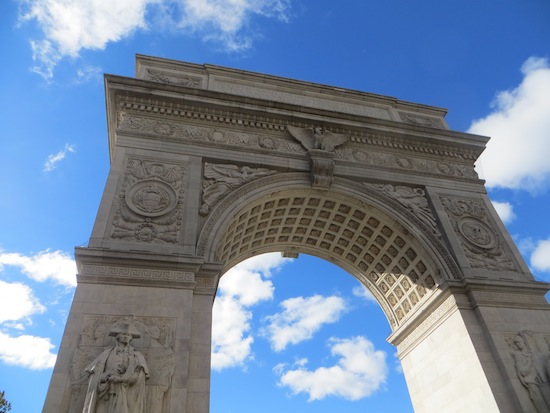 arch_magnificent_blue_sky_washington_square_post_sandy