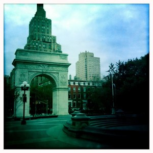 Washington Square Park, Post-post Sandy