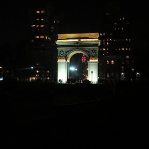 Who is in charge? Except for the Now Lit Up Arch, Lights at WSP Remain Off Well Past Sundown (Updated)
