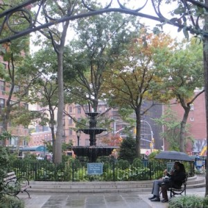 Jackson Square Park, Then & Now (Privatization)