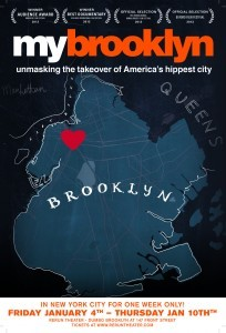 My Brooklyn Film Poster