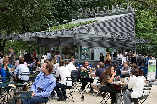 Shake Shack, Madison Square Park