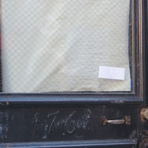 176 MacDougal Street has Fire; Hong Wah Laundromat Closed – Will it Reopen? | Some History