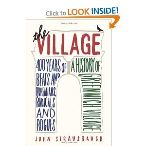 Event Tues. May 21st With Discount for Blog Readers | Talk on History of Greenwich Village with Author John Strausbaugh