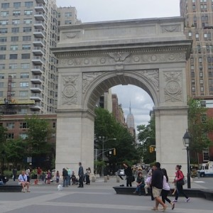 New York City Icons: Washington Square Park Arch