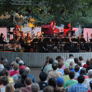 Washington Square Music Festival Starts Up Again This Year Tuesday, July 9th for 55th Season — Every Tuesday in July at the Park