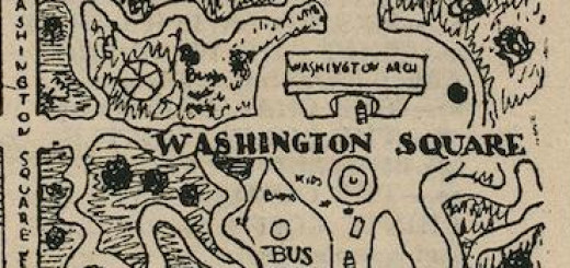 handdrawn_map_washington_square_park_area_1925