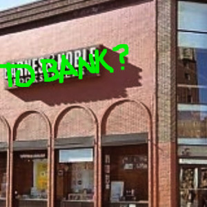 Is TD Bank Coming to Former Barnes & Noble Space at Sixth Avenue? With a new CitiBank On the Way Across the Street