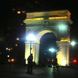 The Arch at Night * More Blog Posts Coming!