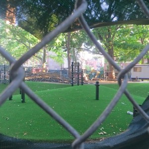 "Washington Square Park Phase III Construction To Have Staggered Opening — ""Mounds"" (or What Used to be the Mounds) Set to Open By Halloween"