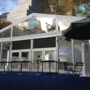 "Ongoing Commercialization and Lack of Transparency Continue at Bryant Park; Community Board has ""serious concerns"""