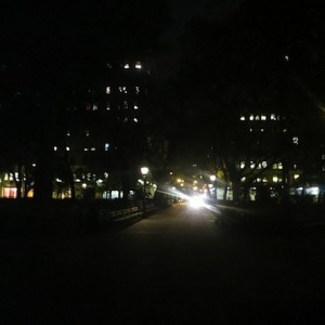 "Lights Out, Washington Square! NYU Security Advises Students at Night to ""Stay out of the Park"""