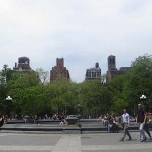 When will the Washington Square Park Fountain Turn on This Year? … Soon!