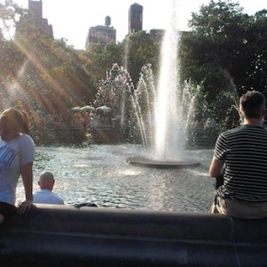 Weekend Washington Square in The Heart of Summer 2014 (Photos)