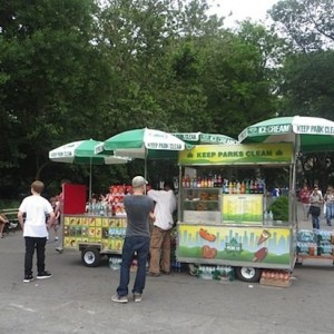 "Washington Square ""Hot Dog"" Vendors Return to the Park ! Public Pressure Reverses Privately-Influenced Decision"