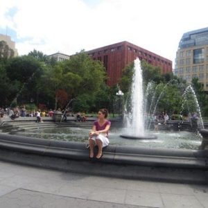 Mid-Summer Washington Square — Photos, And a Few Brief Updates