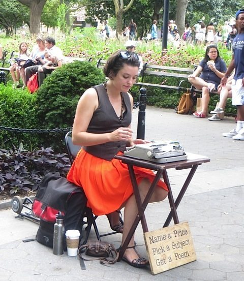 gal_typewriter_poems_washington_square_park_summer_2014