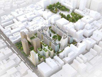 NYU original plans
