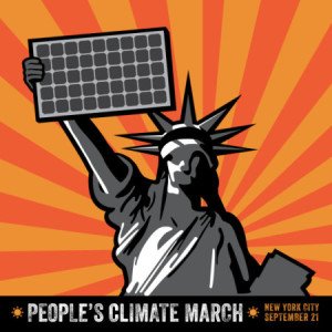 Be There! People's Climate March Uptown Sunday, September 21st