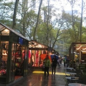 The Mallification of Bryant Park – Or When Private Entities Prevail at Public Parks