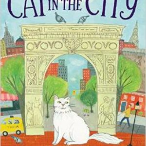 A Cat in the City: Feline Who Frequents Washington Square Park Featured in Charming Tale