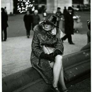 Washington Square Park Circa 1968 by James Jowers