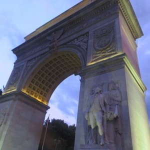 Washington Square Park Sidewalk Fix News, Arch LED Lighting Makeover To Commence in Spring, More