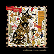 Cover of Washington Square Serenade
