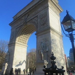 Weekend Washington Square | Plus Some of the Latest