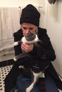 Kathleen and Kitty Cordelia