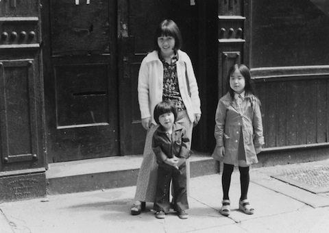 SoHo 1970s New York City
