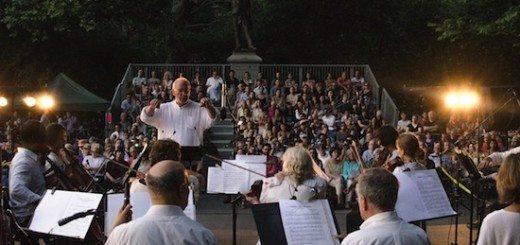 Music Director Lutz Rath, Washington Square Music Festival