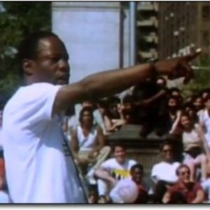 "When Charlie Barnett & ""Kids"" Ruled Washington Square"