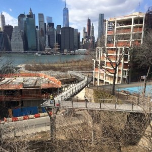 Mystery as to why Costly Bridge Went Asway as Comptroller Seeks Better Transparency from Private Corporation Running Brooklyn Bridge Park