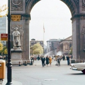Classic Washington Square Early 1960s