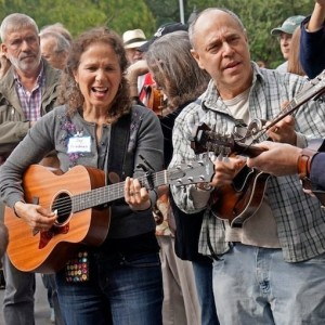 In the Swing! 11th Year for Bluegrass Oldtime Reunion at Washington Square Park (Photos)