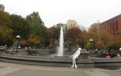 figure-washington-square-park-fountain-high-school-project-fall