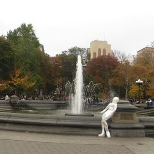 Fall at Washington Square: Photos