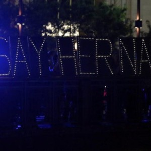 #SayHerName Candlelight Vigil for Sandra Bland at Union Square Park December 30th