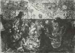 Arch Conspirators by John Sloan