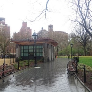 "Wall Street Journal Lauds Washington Square ""Park House"" as ""No Ordinary Public Restroom"" – Deserved or Over-the-Top?"
