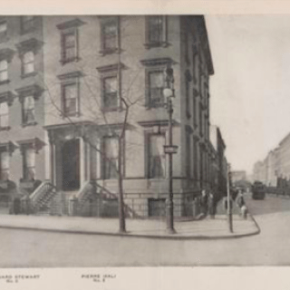 Fifth Avenue West 8th Street to Washington Square Park Greenwich Village 1911