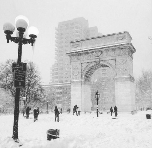 jonas blizzard washington square park