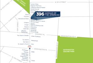 Cushman Wakefield Description of Neighboring Stores to 396 Sixth Avenue