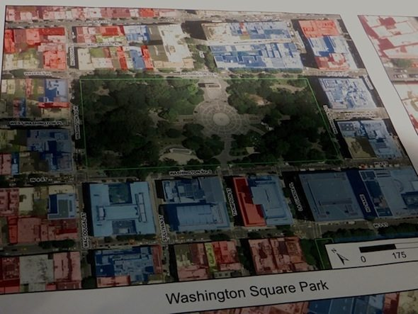 washington square park diagram parks without borders