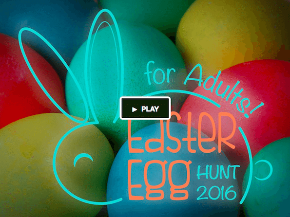 adult easter egg hunt nyc