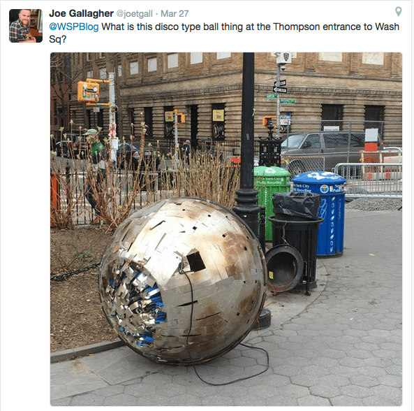 twitter-disco-ball-washington-square-park