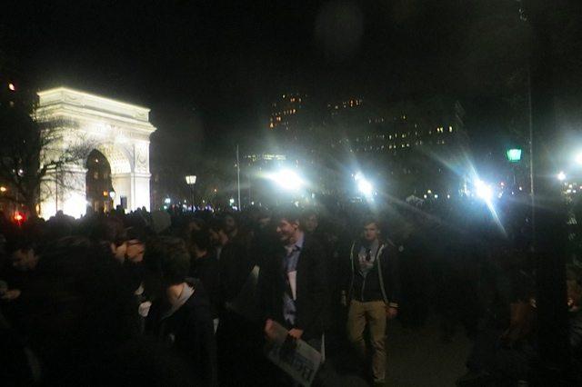 Crowd Dispersing