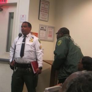 Sergeant Rivera Coming to Washington Square Park PEP (Park Enforcement Patrol)